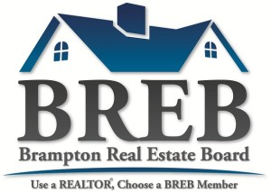 Brampton Real Estate Board Logo